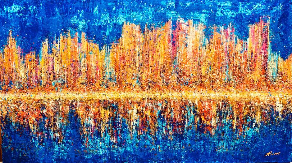 Skyline Reflectons