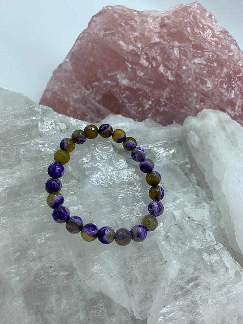 Green/Purple Agate