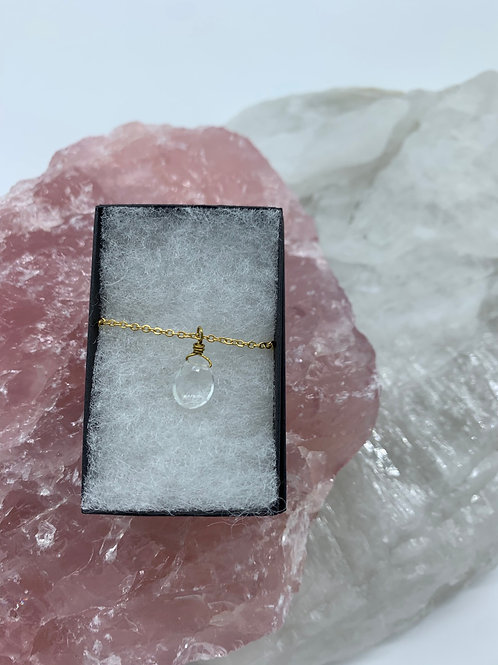 Quartz Necklace 2