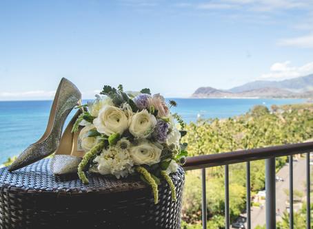Locations for Destination Weddings - Oahu, Hawaii