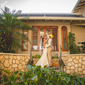 Destination Wedding at Discovery Bay in Jamaica ~ Amit & Brittany