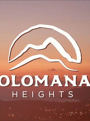OLOMANA HEIGHTS