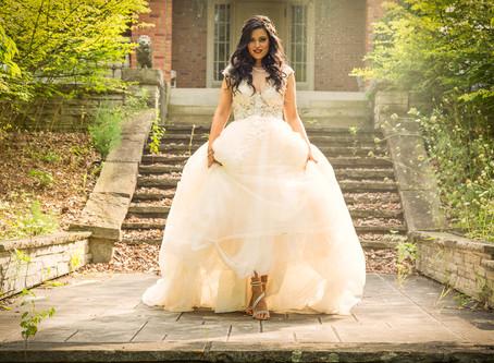 2018 Bridal Guide Magazine - Cover Shoot