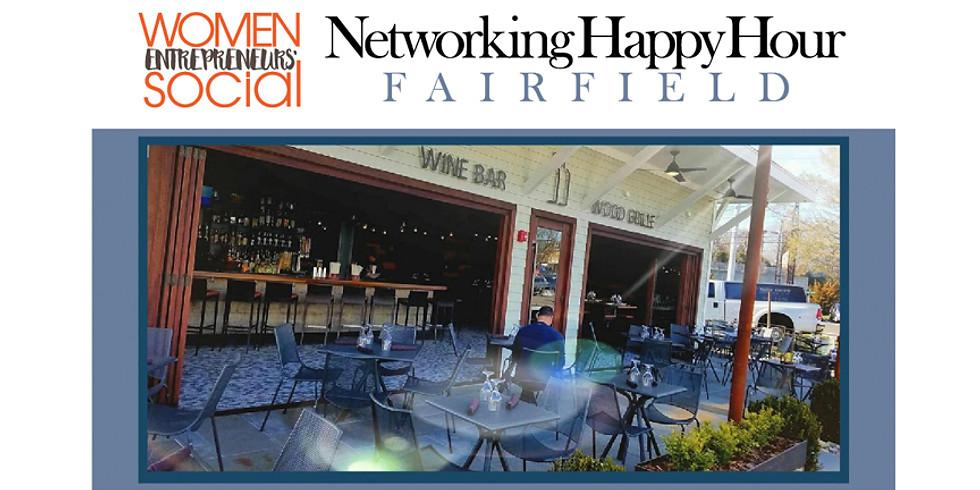 FAIRFIELD Networking Happy Hour November