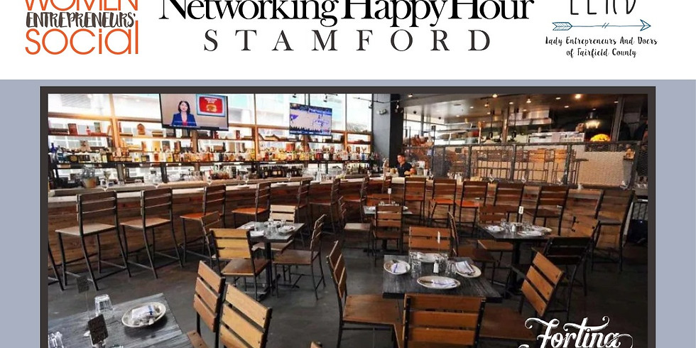 STAMFORD Networking Happy Hour