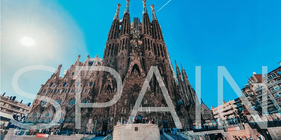 Destination Happy Hour - Spain