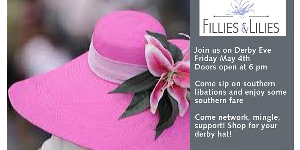 Derby Eve: Fillies & Lillies Party at Peaches!