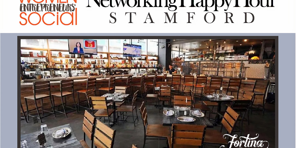 STAMFORD - Networking Happy Hour