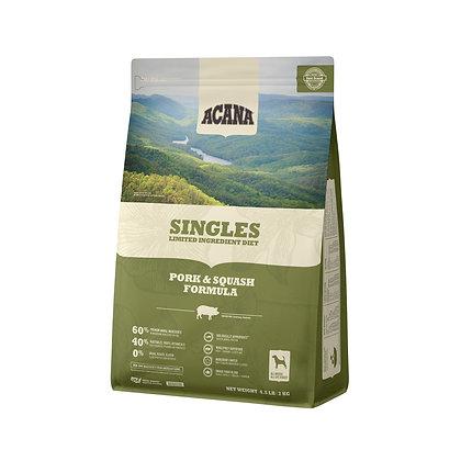 Acana Singles Pork & Squash