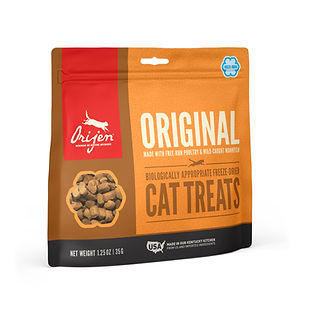 DS ORIJEN Cat Treats Original Front Righ