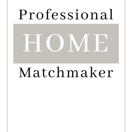 Professional Home Matchmaker