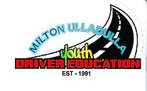 Milton Ulladulla Youth Driver Education EST- 1991
