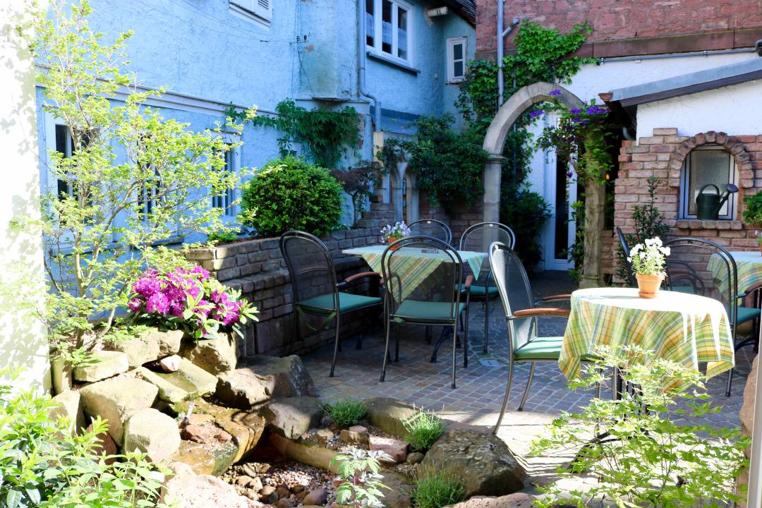 Café Bilz - Gartencafé