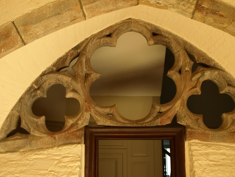Upper Part of Chancel Arch