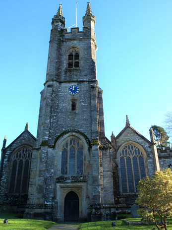 St Andrews West Front