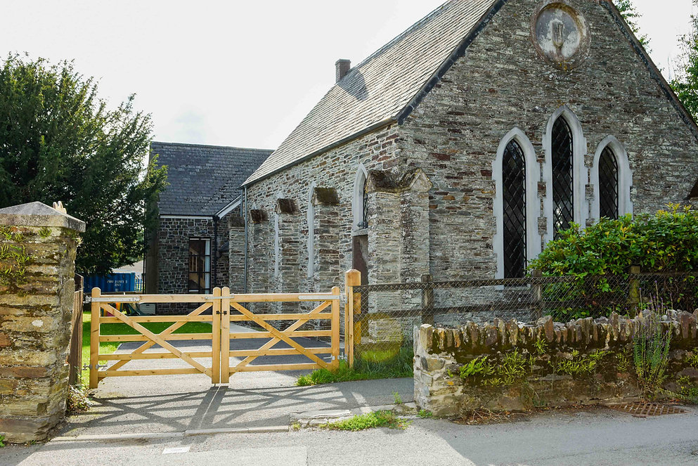 Buckland Chapel