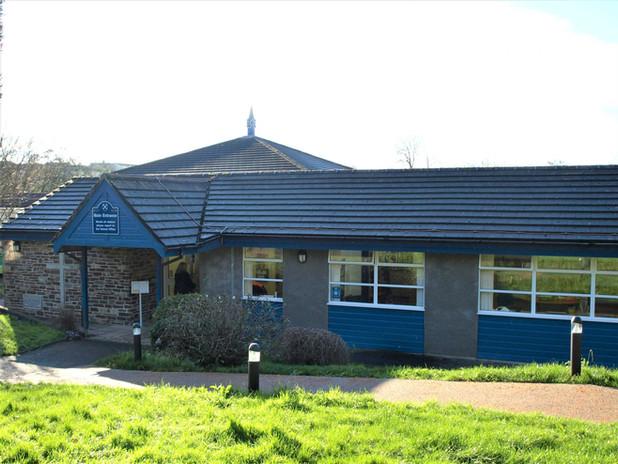 School main Entrance