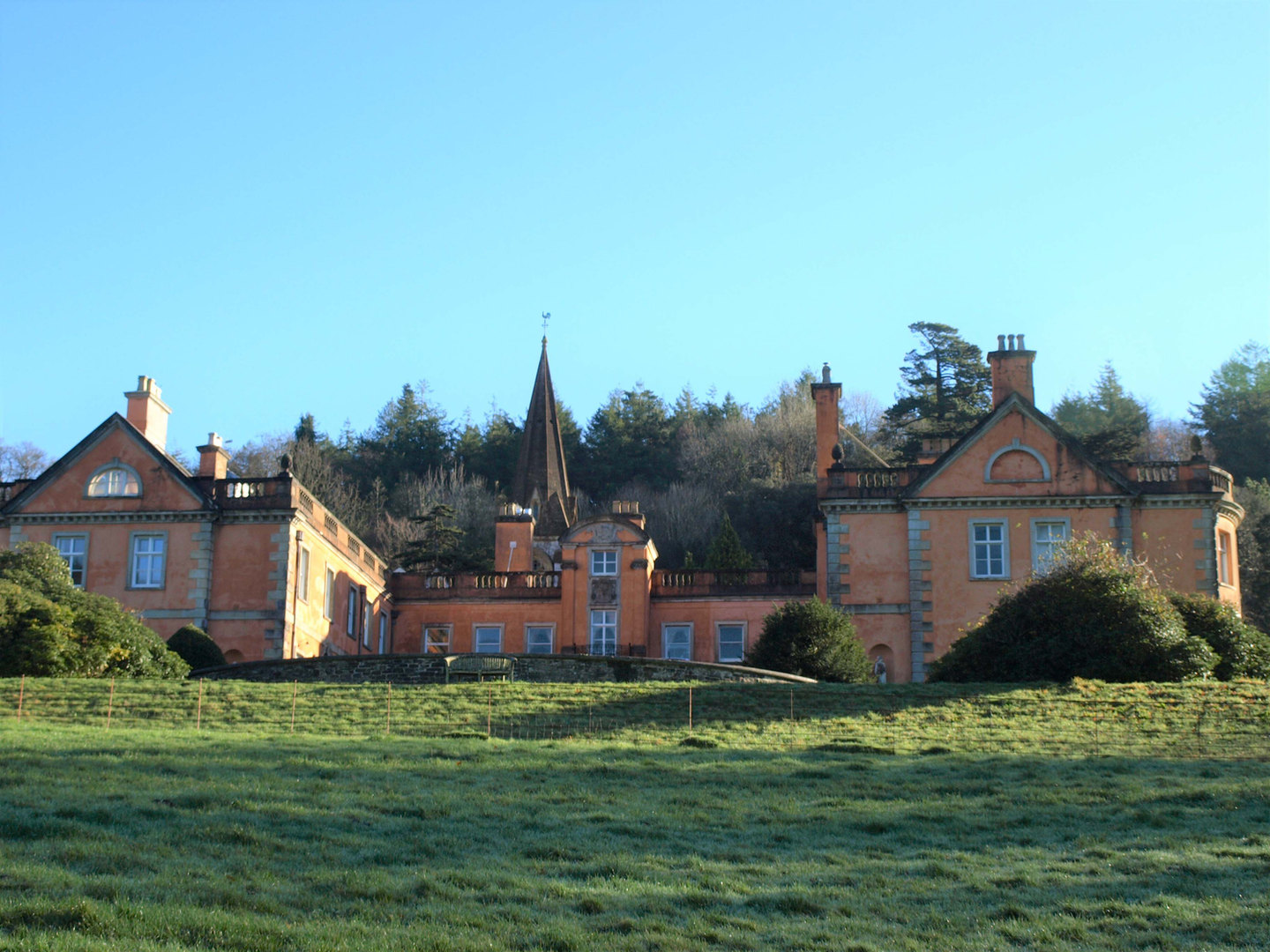 Maristow House from road