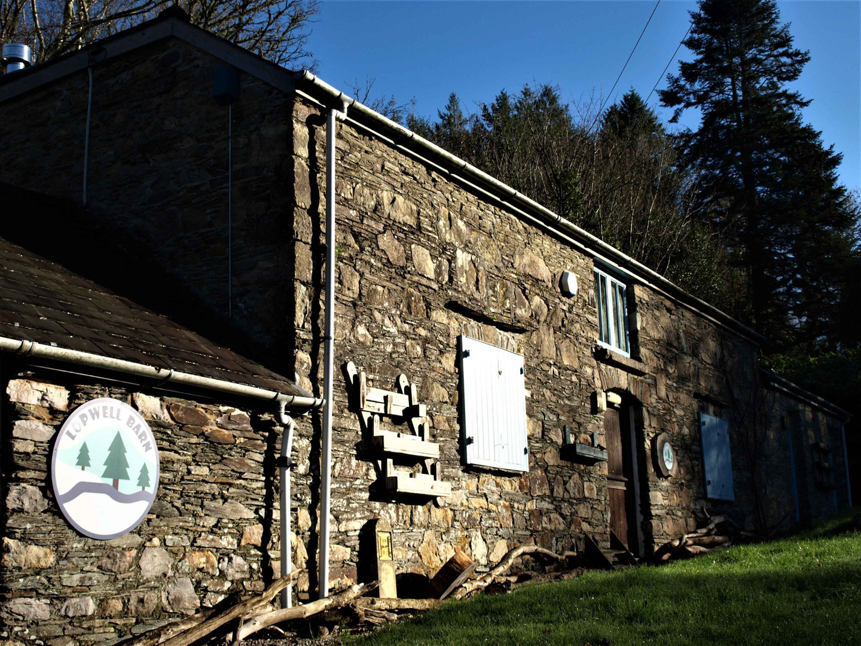 THe Camping Barn Lopwell
