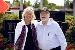 Becki Whittle-Goslow and Les Whittle (Founder)