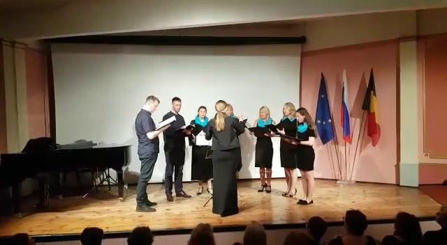 «Orthodox Glory», под руководством Ксении Савицкой
