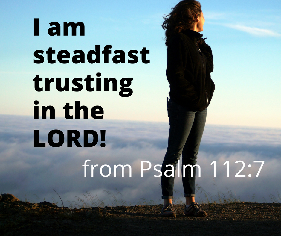 I Am Steadfast GLORY GRAPHICS by Truly 2017