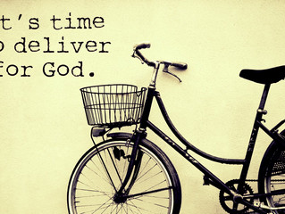 Deliver God's Favor!