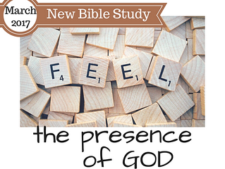 Recognize the Presence of God