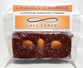 CHOCOLATE ORANGE (Rawganic Vegan Energy)