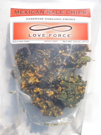 Case of 12 MEXICAN KALE CHIPS
