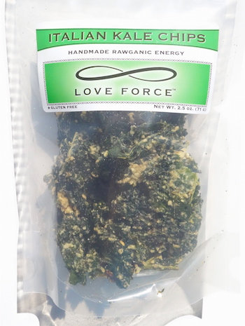 Case of 12 ITALIAN KALE CHIPS