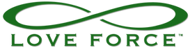 LOVE FORCE Raw Foods Logo