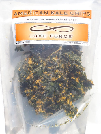 Case of 12 AMERICAN KALE CHIPS