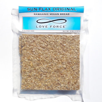 Package of 32* SUN-FLAX ORIGINAL (All Raw Organic Bread)
