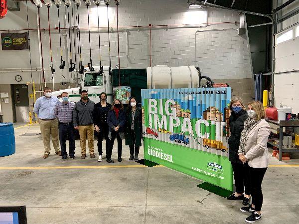 Illinois Soy, biodiesel, biobased diesel, B20