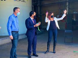 New Leaf Biofuel completes major biodiesel plant expansion in San Diego