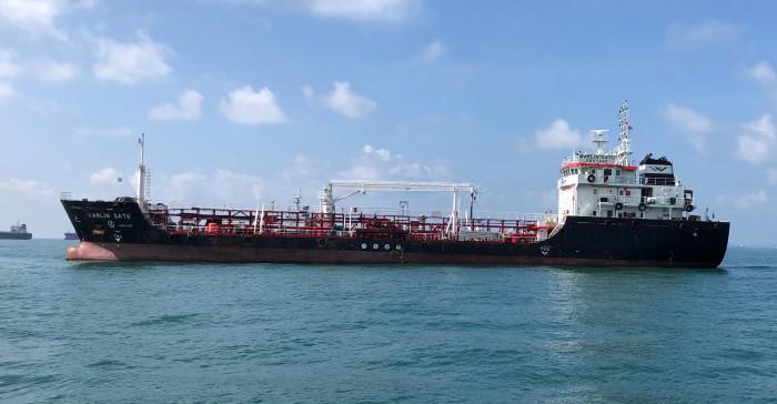 biodiesel ship trial, biobased diesel, marine biofuel
