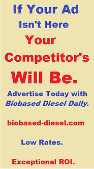 Advertise today on biobased-diesel.com