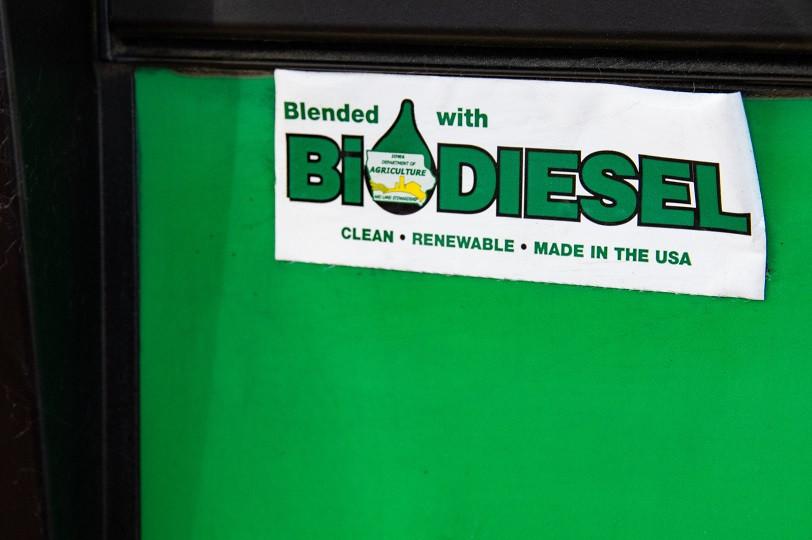 biodiesel pump, biobased diesel