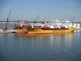 Stolt Tankers successfully completes marine biofuel trial