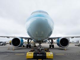 British Airways' 1st passenger flight using SAF takes place