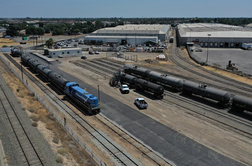 biodiesel transload, renewable diesel transload