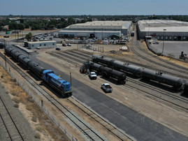 Savage: New transload terminal is 'gateway' for biobased diesel into California