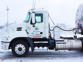 ADM trucks running on B100 had no trouble during February cold snap