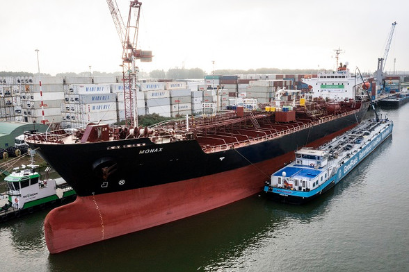 Tufton, GoodFuels complete marine biofuel voyage to accelerate sustainability in shipping