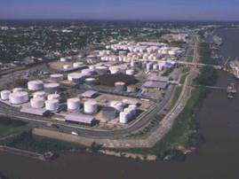 Kinder Morgan's Harvey, Louisiana, terminal to serve as Neste feedstock hub