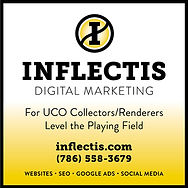 Inflectis Digital Marketing for UCO Collectors and Renderers