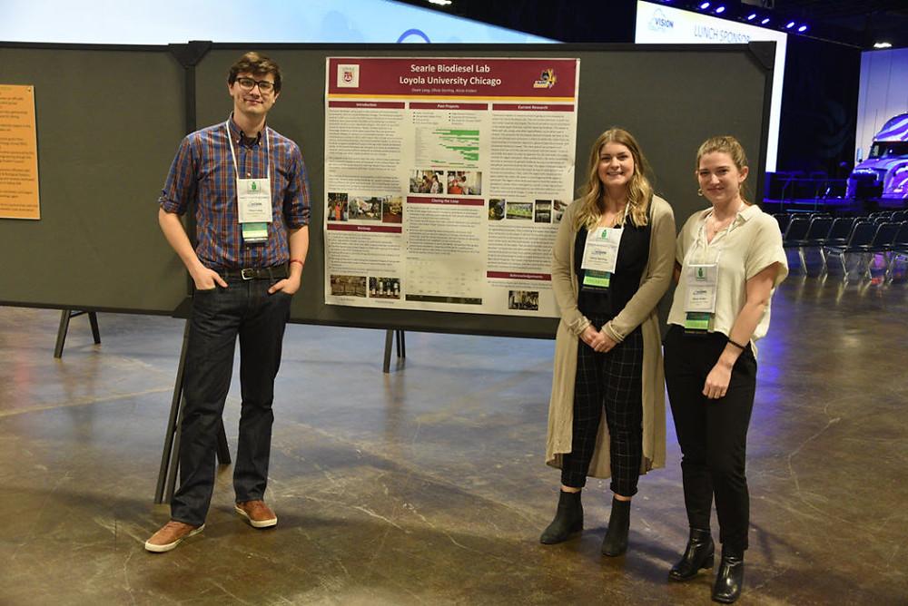 biodiesel students