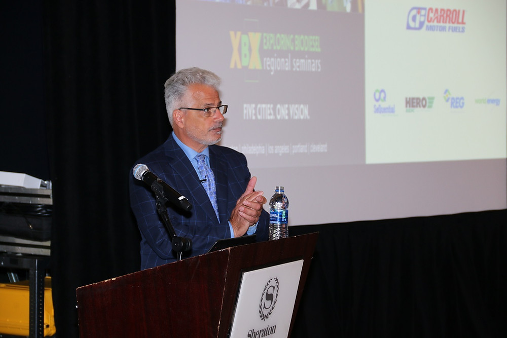 XBX, Exploring Biodiesel Regional Seminars