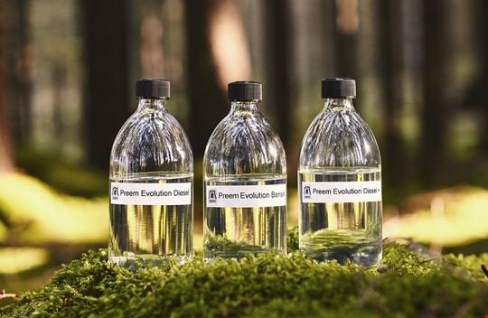 Preem renewable diesel, coprocessed renewable diesel, biobased diesel